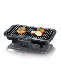 Gril barbecue de table SEVERIN  2790 - Noir